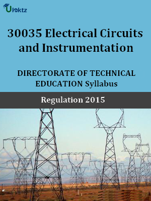 Electrical Circuits and Instrumentation_Syllabus