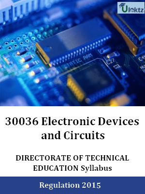 Electronic Devices and Circuits_Syllabus