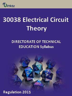 Electrical Circuit Theory_Syllabus