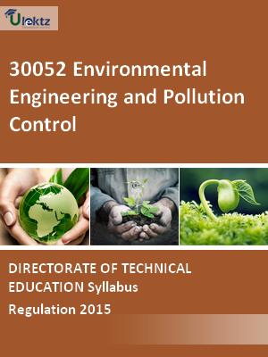 Environmental Engineering & Pollution Control_Syllabus