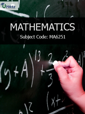 Important Questions - Mathematics II