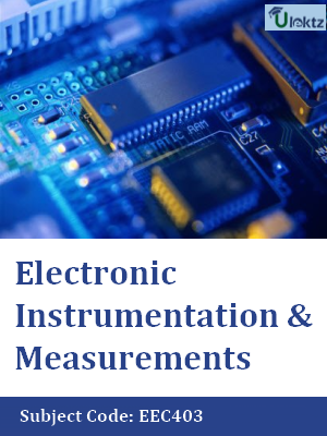 Important Questions for  Electronic Instrumentation & Measurements
