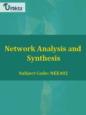 Important Questions for Network Analysis and Synthesis