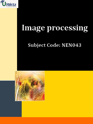 Important Questions for Image processing