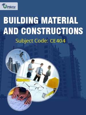 Important Questions for Building Material & Constructions