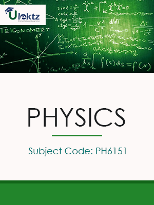 Engineering Physics- I