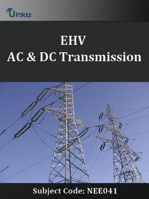 Important Questions for EHV AC & DC Transmission