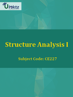 Important Question for Structure Analysis I