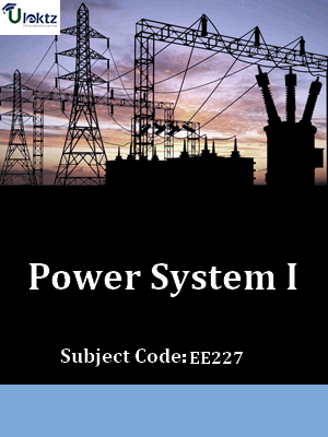 Important Question for Power System I