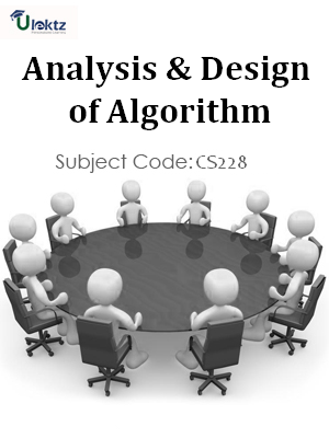 Important Question for Analysis & Design of Algorithm