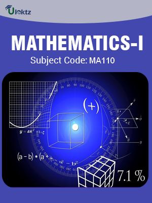Important Question for Mathematics I