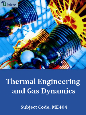 Important Question for Thermal Engineering and Gas Dynamics