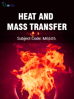 Important Question for Heat & Mass Transfer
