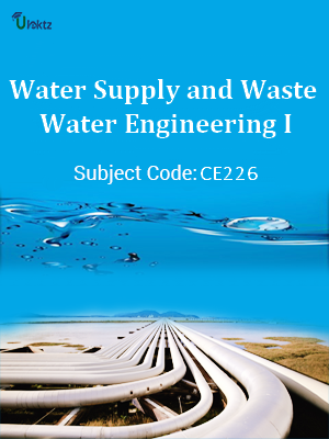 Important Question for Water Supply and Waste Water Engineering I