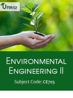 Important Question for Environmental Engineering II