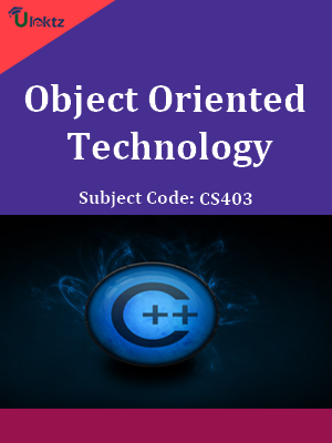 Important Question for Object Oriented Technology
