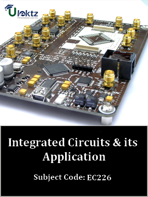 Important Question for Integrated Circuits & its Application