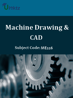 Important Question for Machine Drawing & CAD