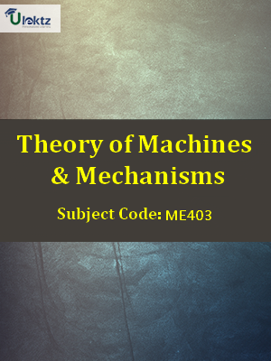 Important Question for Theory of Machines and Mechanisms