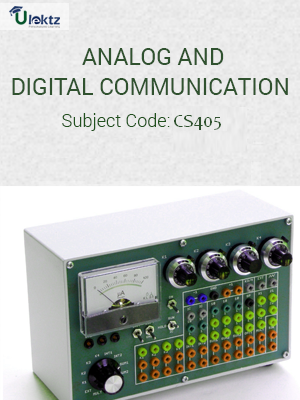 Important Questions for Analog & Digital Communication