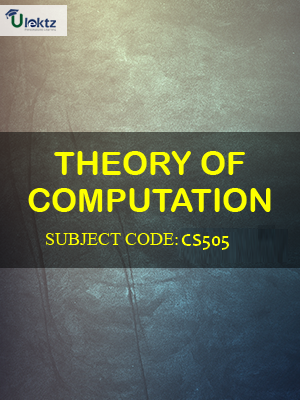 Important Questions for Theory of Computation