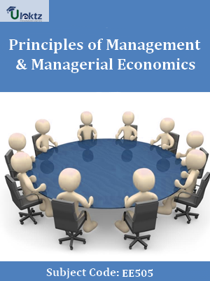 Important Questions for Principles of Mgt. & Managerial Economics