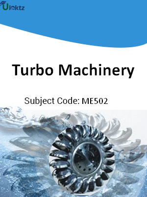 Important Question for Turbo Machinery