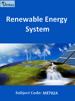 Important Question for Renewable Energy System