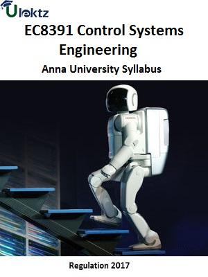 Control Systems Engineering - Syllabus