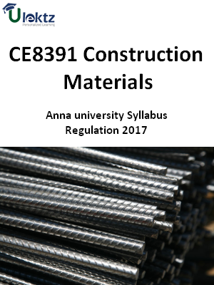 Construction Materials_Syllabus