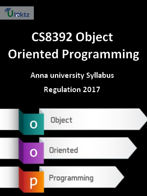 Object Oriented Programming_Syllabus