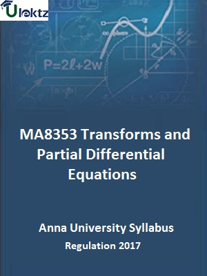 Transforms and Partial Differential Equations_Syllabus