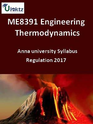 Engineering Thermodynamics_Syllabus
