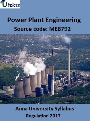 Power Plant Engineering_Syllabus