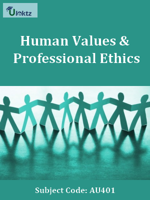 Important Question for Human Values & Professional Ethics