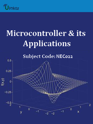 Important Question for Microcontroller & its Applications