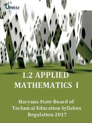 Applied Mathematics - I_Syllabus