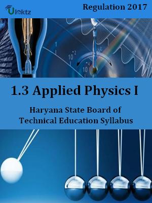 Applied Physics-I_Syllabus