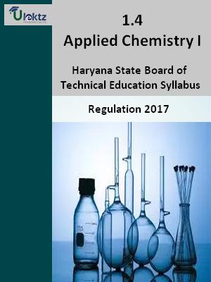 Applied Chemistry-I_Syllabus