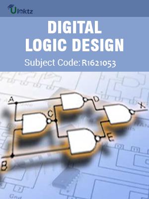 Ulektz R1621053 Digital Logic Design Jntu Kakinada
