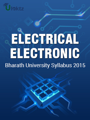 B.TECH ELECTRICAL AND ELECTRONICS ENGINEERING CURRICULUM AND SYLLABUS