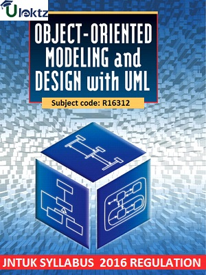 Object Oriented Analysis & Design Using UML_Syllabus
