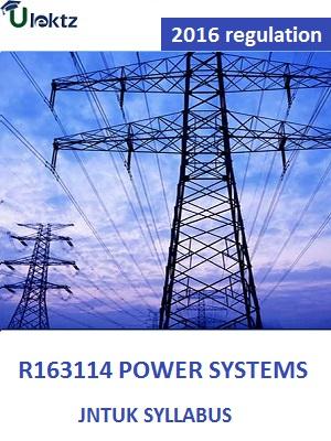 Power Systems-II_Syllabus