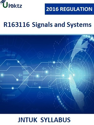 Signals and Systems_Syllabus