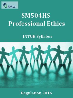 Professional Ethics_Syllabus