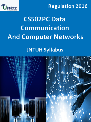 Data Communication And Computer Networks_Syllabus