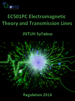 Electromagnetic Theory and Transmission Lines_Syllabus