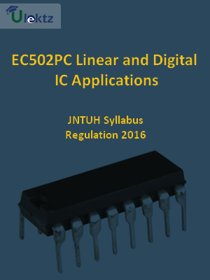 Linear and Digital IC Applications_Syllabus