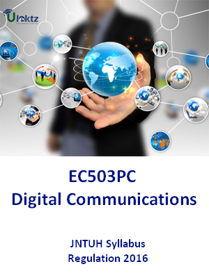 Digital Communications-Syllabus