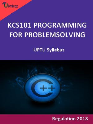 Programming For Problem Solving _Syllabus